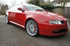 Alfa Romeo 156, Alfa Romeo Cars, Maserati, Ferrari, Nice Cars, Cars And Motorcycles, Racing, Street, Classic