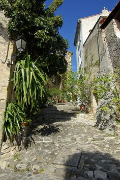 Biot, Cote d'Azur, France