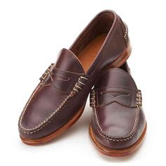 A True American Craft: Handsewn Shoes.