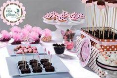 sweet buffet  mesas de dulces para fiestas y eventos desde Casa de Globos