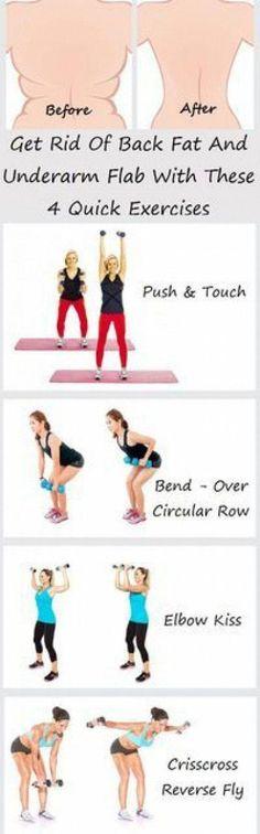 8d14be9e00e8c How to Get Rid Of Back Fat (5 Things You Must Do)