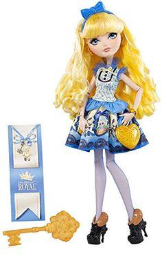Mattel Ever After High BJG93 - Royal Blondie Lockes, Puppe Mattel http://www.amazon.de/dp/B00GLGNRTI/ref=cm_sw_r_pi_dp_e5eFub179FPV5
