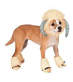 Star Wars® Wampa Pet Costume