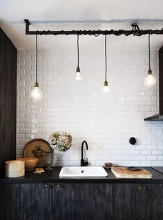 Home Glamour Now: Lampa industrialna - przepis