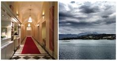 The second hotel in Switzerland – THE Palace in Luzern. Great Service, wonderful view, excellent food. A grand-hotel who really lives up to the expectations.