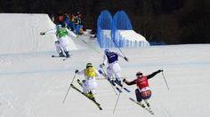 Saint François Longchamp Top things to do - Europe Cup FIS Skicross #Saintfrançoislongchamp #ski #Europe #France #travel #ebdestinations  @saintfrancois @ebdestinations