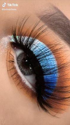 Purple Eye Makeup, Smoky Eye Makeup, Eye Makeup Steps, Colorful Eye Makeup, Eye Makeup Art, Eyeshadow Makeup, Makeup Eyes, Makeup Pictorial, Smokey Eye Makeup Tutorial