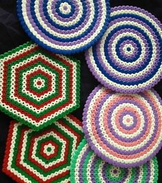 Hama beads, Trains and Beads on Pinterest