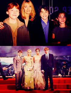 Harry Potter.. All grown up
