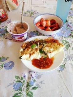 Live to Inspire: Breakfast {x3}