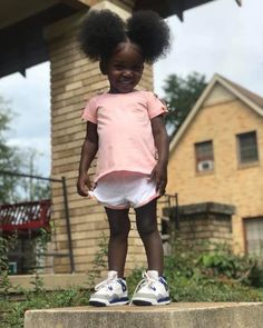 Image may contain: 1 person, standing, shoes, child and outdoor Cute Black Babies, Black Baby Girls, Beautiful Black Babies, Cute Little Baby, Baby Kind, Cute Baby Girl, Pretty Baby, Beautiful Children, Cute Babies