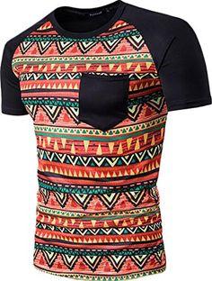94531b6f5cc 2017 new summer men urban fashion short sleeved T-shirt minority embroidery  pattern patchwork men s slim poplar O-neck t-shirt