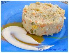 La cocina de Angie: ENSALADILLA RUSA (Olla GM)
