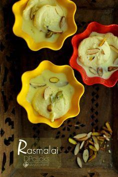 Rasmalai Recipe | How To Make Rasmalai Using Readymade Paneer | Rasmalai Recipe Under 15 minutes | Easy Rasmalai Recipe