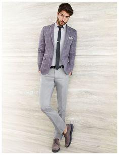 #Menswear #Trends Le Chateau Spring Summer 2015 Primavera Verano Look Book #tendencias #Moda Hombre