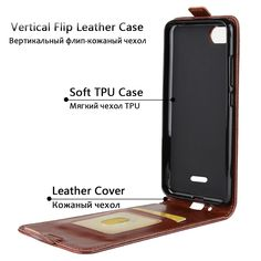 Luxury Pu Leather Flip Case Vertical Open Down Up For Xiaomi Mi A2 Lite Redmi Note 7 5 6 Pro 6a Go Mix 2 2s Mi 8 Lite Mi 9 Coque Clothing, Shoes & Accessories
