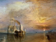 Lovely - The Fighting Temeraire