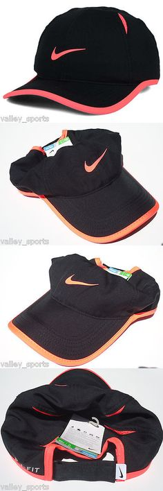 coral nike runners hat
