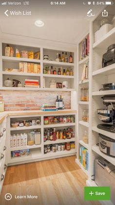 Kitchen Pantry Design Ideas There Are Some Common Designs One Of The Most Por Is A Walk In It Similar To Small Room Added With