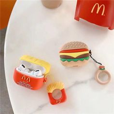 Fast Food AirPod Case - for airpods 1 2 1