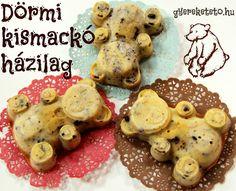 Kismackó Gingerbread Cookies, Kids Meals, Stuffed Mushrooms, Vegetables, Food, Kitchen, Gingerbread Cupcakes, Stuff Mushrooms, Ginger Cookies