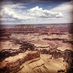 The breathtaking Grand Canyons