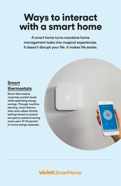 Best Home Automation, Home Management, Machine Learning, Smart Home, Wall Colors, Save Energy, Saving Money, Rome, Safety