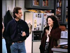 Seinfeld Bloopers Season 7 (Part 1)