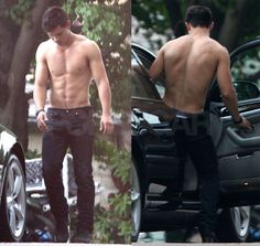 Image detail for -Taylor Lautner Goes Shirtless For Abduction! - Taylor Lautner Photo ...