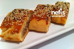How to make auntie recipe? people's book description of the Auntie Recipe & pictures of the photos here. Greek Cooking, Cooking Time, Cooking Recipes, Tea Time Snacks, Ramadan Desserts, Donuts, Muffins, Candy Cookies, Turkish Recipes