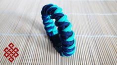 How to Make the Cyclone Wrap Paracord Bracelet (with Buckles) Tutorial