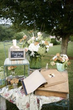Wedding of the Week: Country Classic