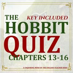 This is a 14-question comprehension assessment in multiple choice format. The corresponding answer key is included. Questions pertain to the following important details: Bilbo's plans for the Arkenstone Smaug's assault The master bowman The thrush's instructions Why Lake Town's citizens were furious with their Master The wood-elves response to the tragedy Thorin's request of Roac Thorin on why the adventurers are not liable for damages Thorin's promise to the people of Lake Town Dain's plan…