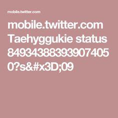 mobile.twitter.com Taehyggukie status 849343883939074050?s=09