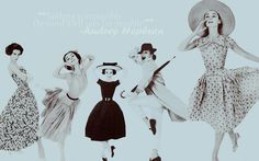 Audrey Hepburn Bazaar wallpaper | Flickr - Photo Sharing!