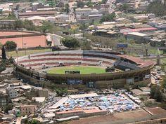 Estadio Tiburcio Carías Capacity-Honduras-home of the most successful and important team in Honduras-CD Olimpia. Tegucigalpa, Santa Lucia, Rio Grande, Honduras, Tropical Rain Forest, La Ceiba, National Parks, Cities, Landscaping