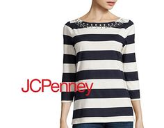 JCPenney Women's Buy 1 Get 1 For $0.01 Sale  Extra $10 Off $25 Sale (jcpenney.com)