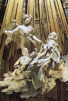 #Marble became the best ally of italian #Baroque sculptors as Bernini or Corradini, who were successors of greek and roman greatest artists in this field.