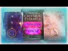 PRÉSENTATION DE L'ORACLE DES CRISTAUX ETERNELS EN 44 CARTES (Jade SKY , Jane Marin ) - YouTube