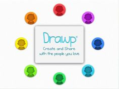 Drawp for School opens the door wide open for communicating about any subject through art.