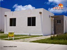 #sadasi LAS MEJORES CASAS DE MÉXICO. En Grupo Sadasi, le invitamos a conocer nuestro fraccionamiento Los Héroes León, ubicado en Guanajuato, donde podrá elegir entre tres prototipos diferentes de vivienda. Uno de ellos es el modelo SAN ANTONIO, el cual tiene sala, comedor, 2 recámaras, 1 baño, patio de servicio y cajón de estacionamiento. ¡Le esperamos! mgmendozaz@sadasi.com