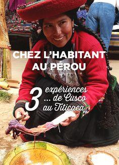 Le Pérou chez l'habitant: 3 expériences à Llachon au Titicaca, ainsi que Huayllafara et Chinchero dans la Vallée Sacrée des Incas