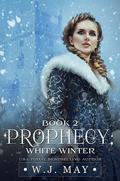 White Winter: Paranormal Werewolf Shifter Romance (Prophecy Series Book 2) by W.J. May, http://www.amazon.com/dp/B072Q95M1L/ref=cm_sw_r_pi_dp_x_MbVpzb90H07B2