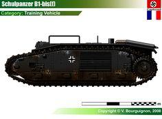 Schulpanzer B1-bis(f)