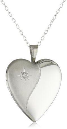 Momento Lockets Sterling Silver 0.01Ct Heart Shaped Locket Diamond Necklace Momento Lockets, http://www.amazon.com/dp/B0040UTVRO/ref=cm_sw_r_pi_dp_7oForb05WM4NC