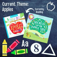Tot School 2020: Apples 🍎 – Everyday a Little Grace