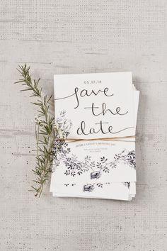 Save the date vs. invitación: Busca las 7 diferencias | Preparar tu boda es facilisimo.com