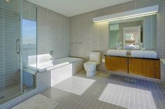 Toren Downtown Brooklyn - contemporary - spaces - new york - NYC Home Pros