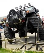 Jeep shows its flex on the RTI Ramp
