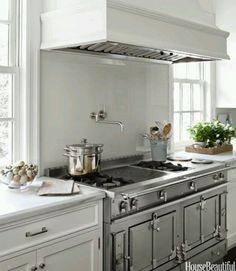 Cool stove
